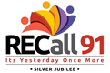 RECall 91 – Its yesterday once more